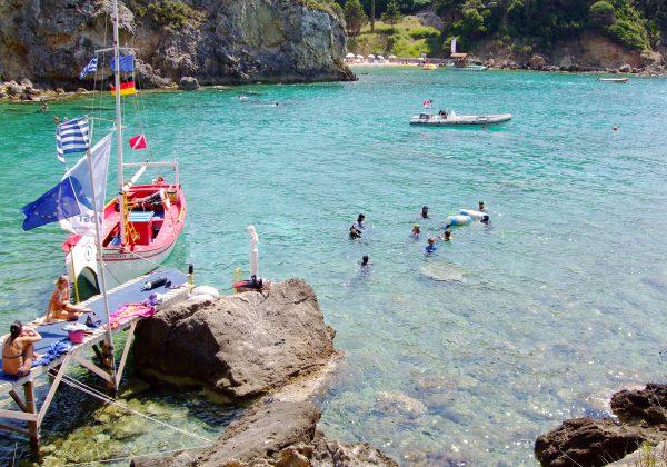 Reisebericht Korfu 2009